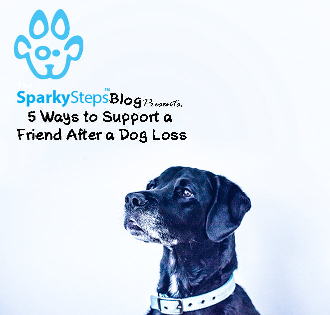 5 Ways to Support a Friend After a Dog Loss