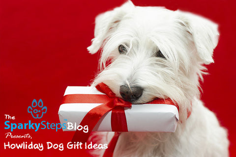 Sparky Steps - Howliday Dog Gift Ideas