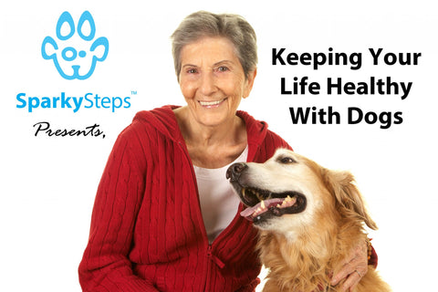 Sparky Steps - Keeping Your Life Healthy With Dogs