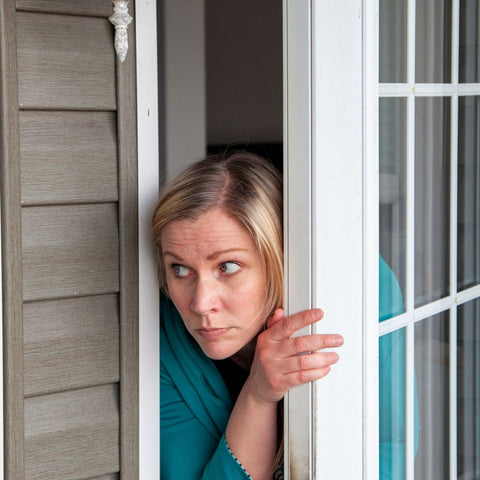 Ensure the perimeter of your home is secure.