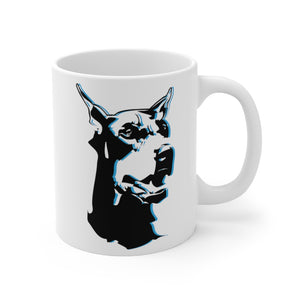 The Doberman Mug