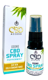 Peppermint CBD Spray 600mg