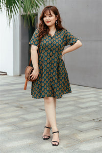 Uma Button-up Dress