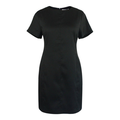Anchorwoman Dress in Black