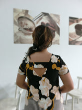 Load image into Gallery viewer, Orchid Print Dress