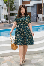 Load image into Gallery viewer, Esmeralda Empire Cut Dress