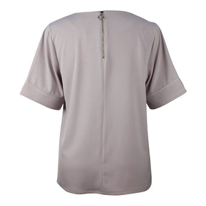 Constance Top in Lilac