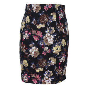Enchanted Garden Pencil Skirt
