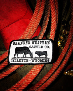BW Cattle Co. Patch