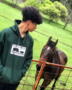 BW Cattle Co. Patch Hoodie