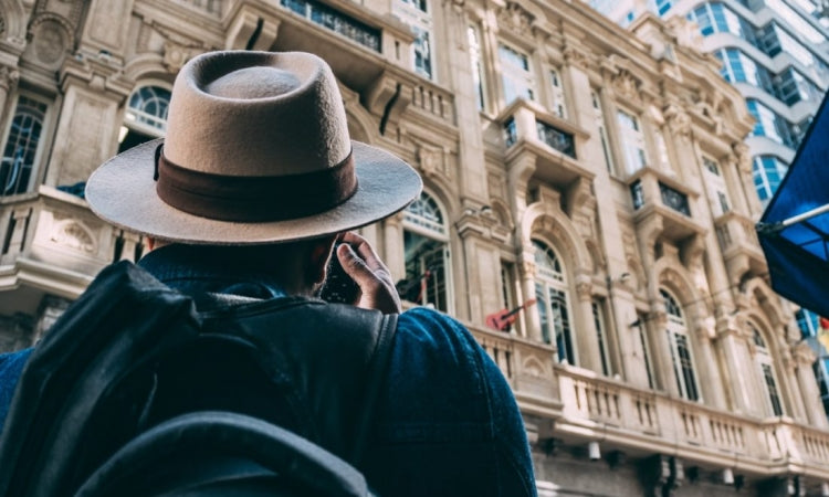 Travel Hat Trends