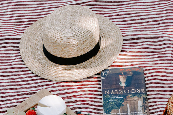The Best Summer Hat Materials - Great Straw Hats for Summer