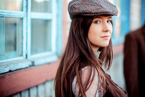 Woman in a Trilby