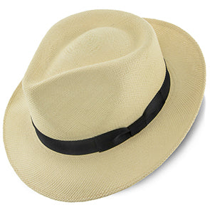 Retro Panama Grade 3 Panama Hat by Stetson Hats