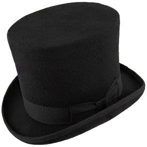 Hat history - top hat