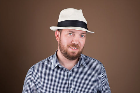 Man in a Fedora