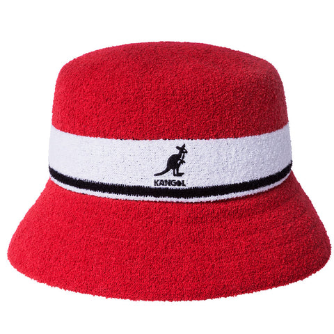 There's few hats that replicate the sexy, stylish appeal of a Kangol bucket hat. Worn by rap stars and urban youths, it's a stylish, fresh choice to elevate your game.