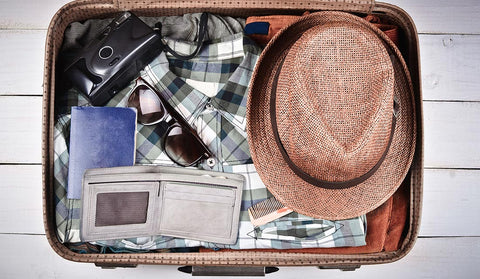 packing your hat