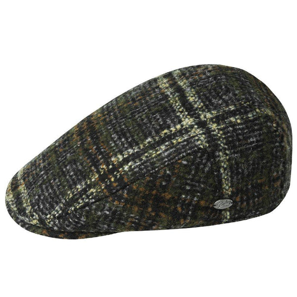 Liston - Bailey Polyester Flat Cap