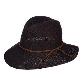 Joshua Tree - Brooklyn Black Cloth Safari Hat - BKN1459