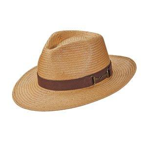 Withers - Brooklyn Straw Pinch Front Safari Hat - BKN1512
