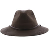 Wax Safari - Dobbs Wax Cloth Safari Hat - DCWXSF