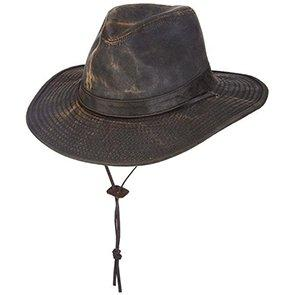 Hinterlands - Dorfman Pacific Canvas Outback Hat