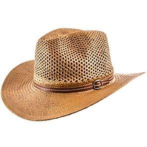 Weave Crown - Jeanne Simmons Toyo Straw Outback Hat - 6748