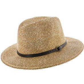 Jeanne Simmons Fedora Band - Jeanne Simmons Toyo Straw Fedora Hat - 6819