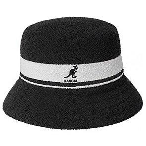 Kangol Bucket Bermuda Stripe Bucket - Kangol Cotton Bucket Hat
