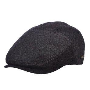 Stetson Ivy Hayburner - Stetson STW212 Charcoal Cashmere Blend Ivy Cap