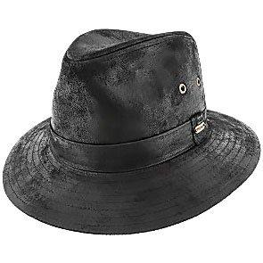 Stetson Outback Stetson STW198 Brown Weather Leather Safari Hat