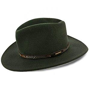 Stetson Outback Stetson Expedition Crushable Wool Felt Western Hat - TWEXPD