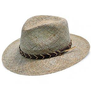 Stetson Outback Alder - Stetson Shantung Straw Outback Hat
