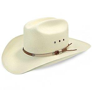 Stetson Western Grant T - Stetson Shantung Straw Western Hat