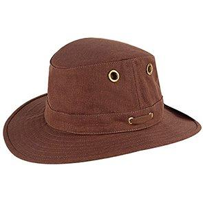 Tilley TH5 Hemp Hat - Tilley Medium Brim Hat
