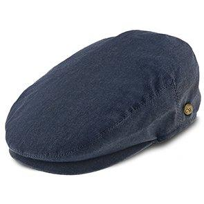 Walrus Hats Ivy Blueprint - Walrus Hats Navy Cotton Ivy Cap