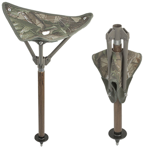 Royal Canes Compact Tripod Seat With RealTree Camo
