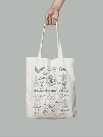 Tote Bag (Barista HK x Return Coffee)