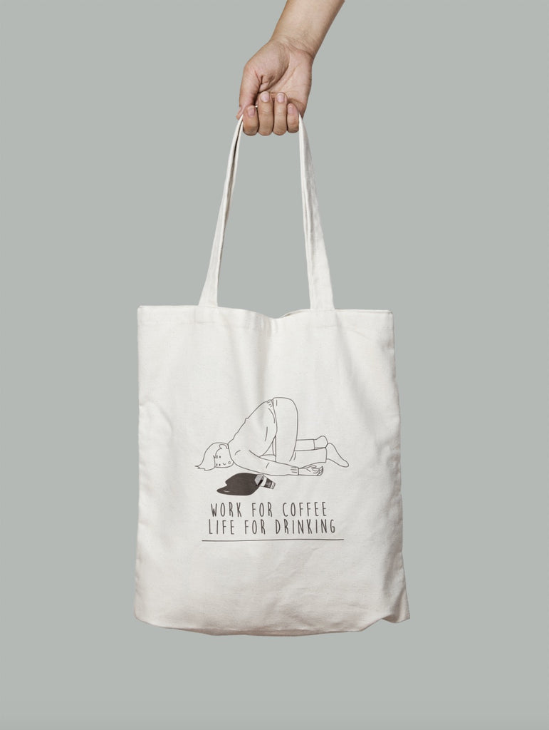 Tote Bag (Return Coffee: Work for Coffee) - Return Coffee Roastery