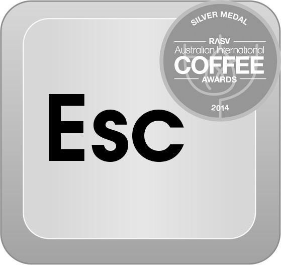 ESC - Espresso Blend (AICA 2014 Silver & Bronze Medal Award) - Return Coffee Roastery