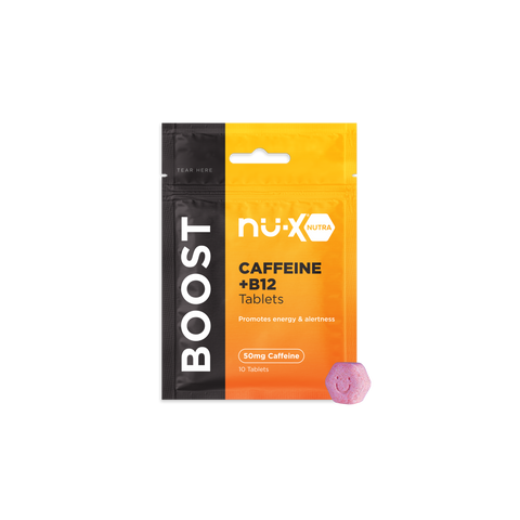BOOST - Caffeine & B12 tablets