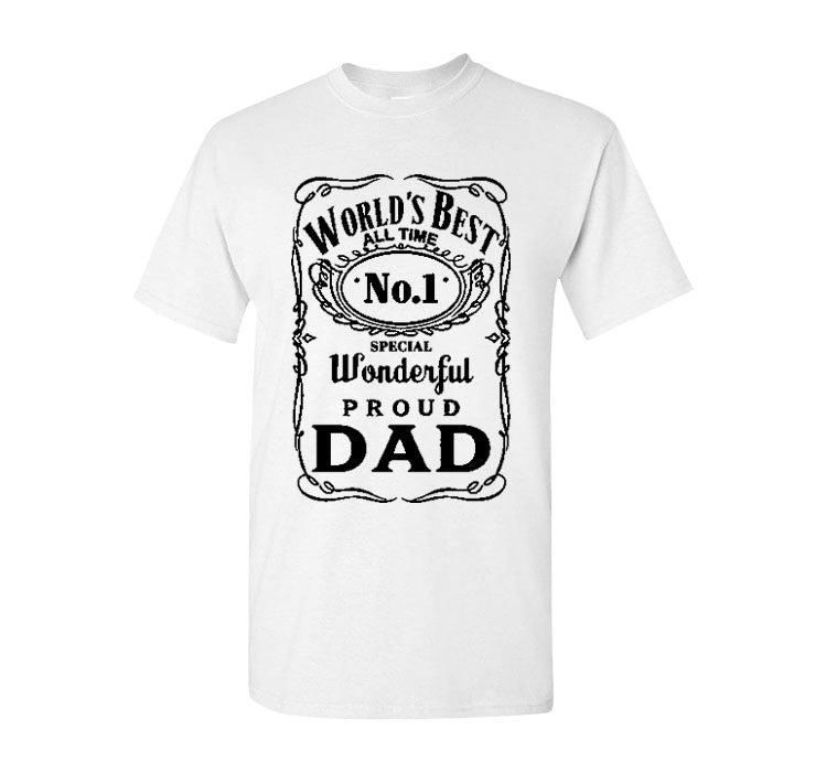 Best Dad Shirt Gift for Dads Fathers Day T-Shirt