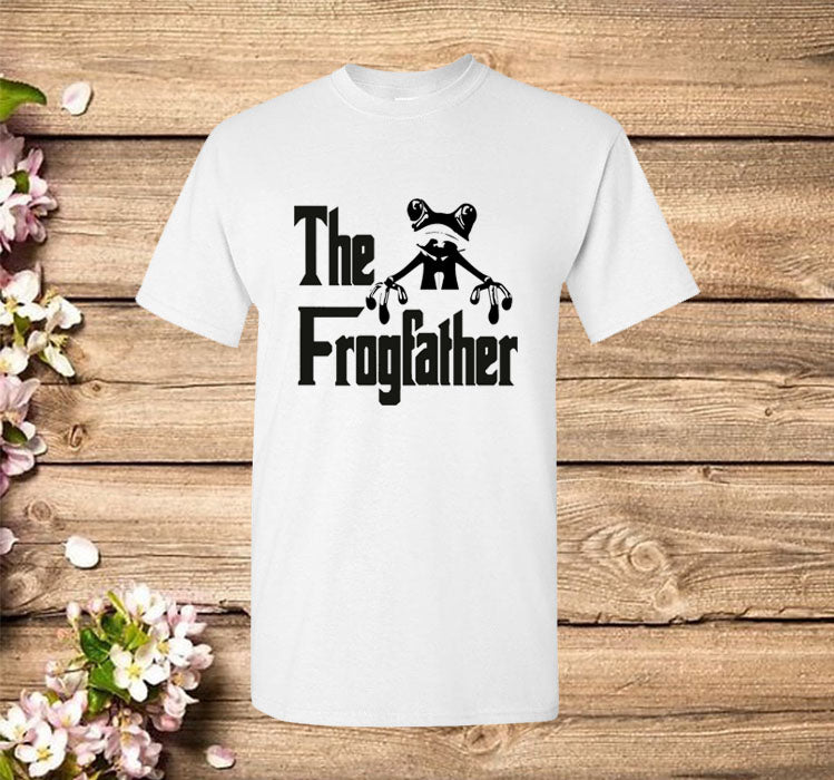 The Frog Father Mens T-shirt