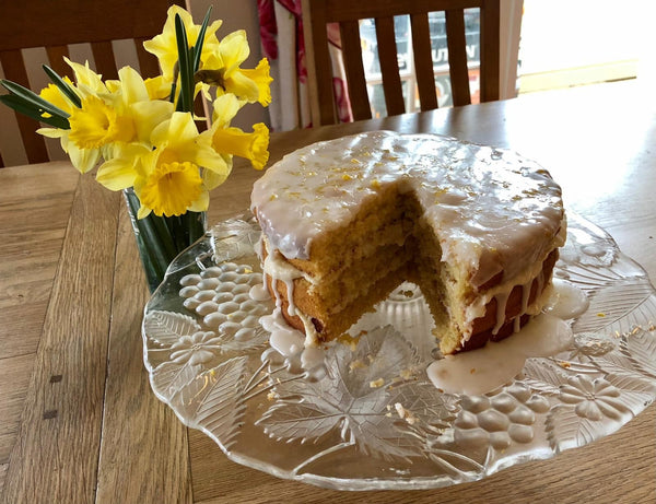 Spring Bakes From Mimi