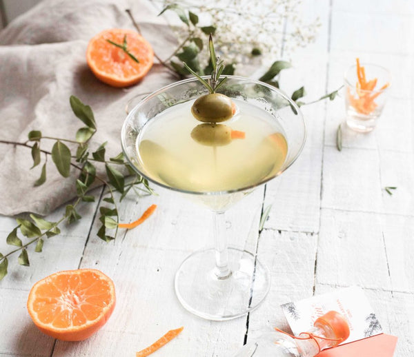 Seasonal Cocktail Recipes