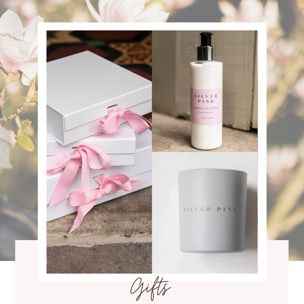 Silver Pink Launches Gift Range