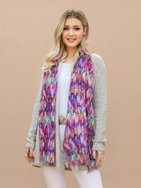 Soft Feathers Scarf