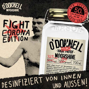O'Donnell Fight-Corona-Edition ist da!!