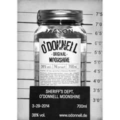 O'Donnell Moonshine Poster